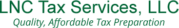 LNC Tax Service Logo
